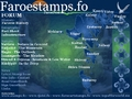 Faroestamps.fo - thematic web site about geography and history